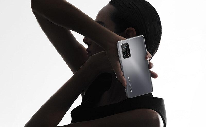Téléphones neufs Description Xiaomi Mi 10T 5G 2 en Martinique, en Guadeloupe, en Guyane et à la Réunion
