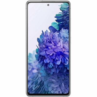 Téléphones neufs Samsung S20 FE Blanc 1 en Martinique, en Guadeloupe, en Guyane et à la Réunion