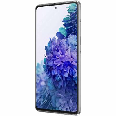 Téléphones neufs Samsung S20 FE Blanc 4 en Martinique, en Guadeloupe, en Guyane et à la Réunion