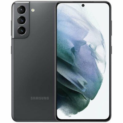Téléphones neufs Samsung S21 5G Gris 9 en Martinique, en Guadeloupe, en Guyane et à la Réunion