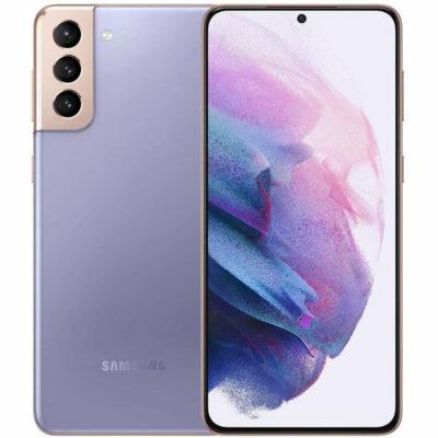 Téléphones neufs Samsung S21 Plus 5G Violet 9 en Martinique, en Guadeloupe, en Guyane et à la Réunion