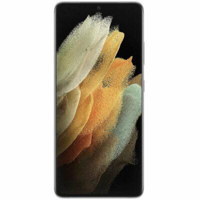Téléphones neufs Samsung S21 Ultra 5G Argent 1 en Martinique, en Guadeloupe, en Guyane et à la Réunion
