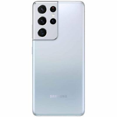 Téléphones neufs Samsung S21 Ultra 5G Argent 2 en Martinique, en Guadeloupe, en Guyane et à la Réunion