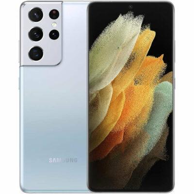 Téléphones neufs Samsung S21 Ultra 5G Argent 9 en Martinique, en Guadeloupe, en Guyane et à la Réunion