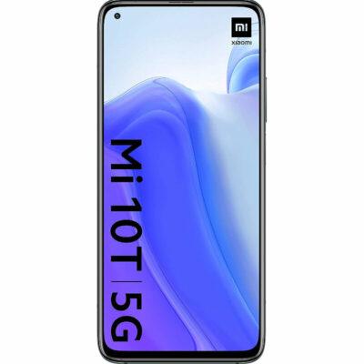 Téléphones neufs Xiaomi Mi 10T 5G Noir 1 en Martinique, en Guadeloupe, en Guyane et à la Réunion