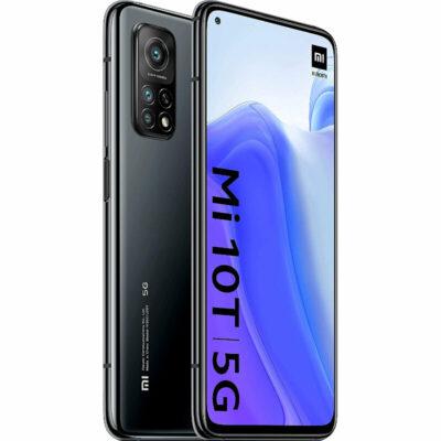 Téléphones neufs Xiaomi Mi 10T 5G Noir 4 en Martinique, en Guadeloupe, en Guyane et à la Réunion