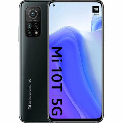 Téléphones neufs Xiaomi Mi 10T 5G Noir 6 en Martinique, en Guadeloupe, en Guyane et à la Réunion