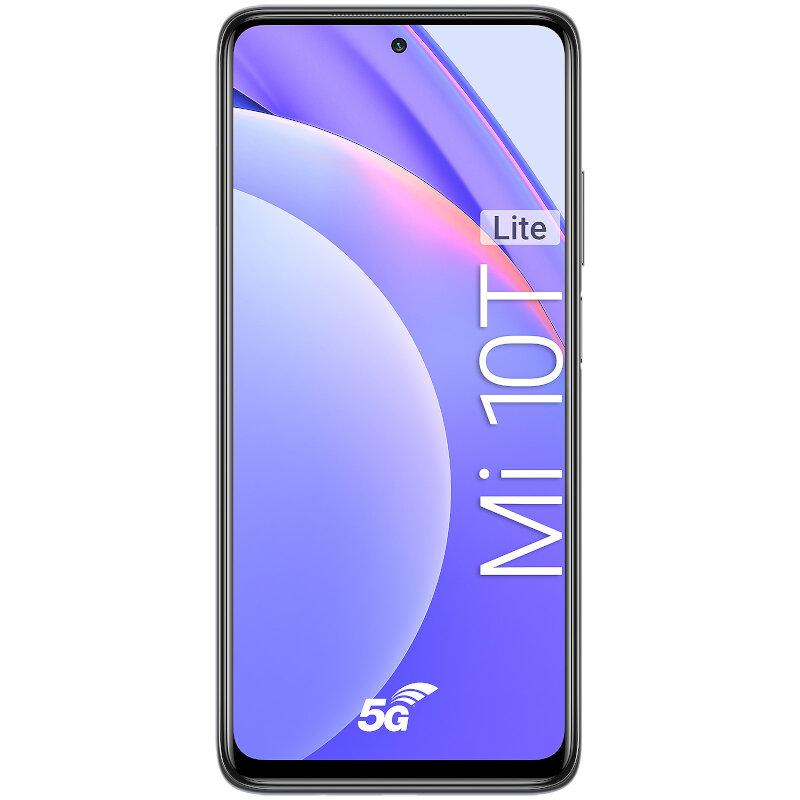 Téléphones neufs Xiaomi Mi 10T Lite 5G Gris 1 en Martinique, en Guadeloupe, en Guyane et à la Réunion