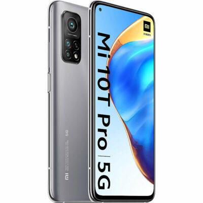 Téléphones neufs Xiaomi Mi 10T Pro 5G Argent 5 en Martinique, en Guadeloupe, en Guyane et à la Réunion