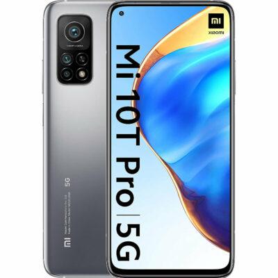 Téléphones neufs Xiaomi Mi 10T Pro 5G Argent 6 en Martinique, en Guadeloupe, en Guyane et à la Réunion