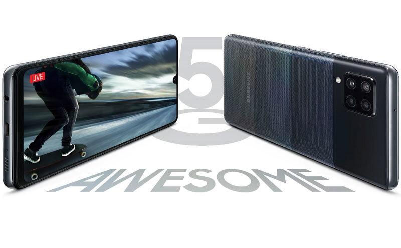 Téléphones neufs Description Samsung A42 5G 1 en Martinique, en Guadeloupe, en Guyane et à la Réunion