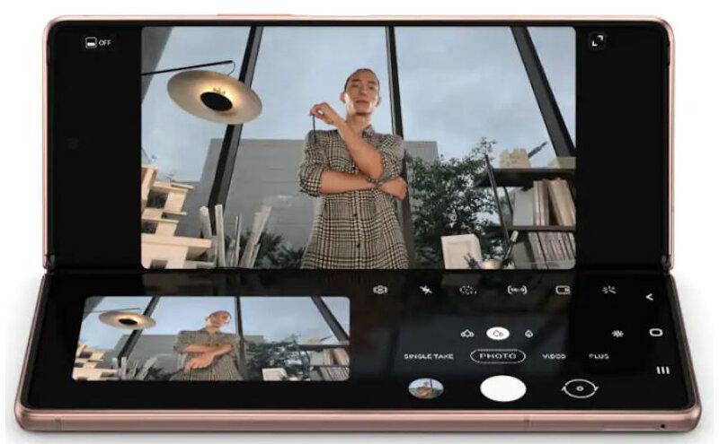 Téléphones neufs Description Samsung Galaxy Z Fold 2 5G 6 en Martinique, en Guadeloupe, en Guyane et à la Réunion
