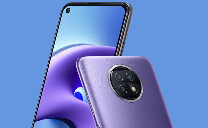 Téléphones neufs Description Xiaomi Note 9T 5G 1 en Martinique, en Guadeloupe, en Guyane et à la Réunion