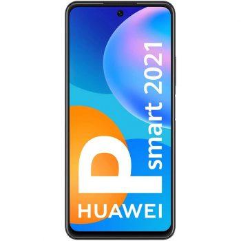 Téléphones neufs Huawei P Smart 2021 Noir 1 en Martinique, en Guadeloupe, en Guyane et à la Réunion