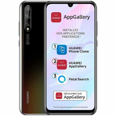Téléphones neufs Huawei P Smart S Noir 1 en Martinique, en Guadeloupe, en Guyane et à la Réunion