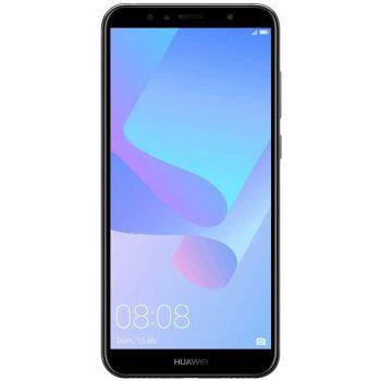 Téléphones neufs Huawei Y6 2018 Noir 1 en Martinique, en Guadeloupe, en Guyane et à la Réunion