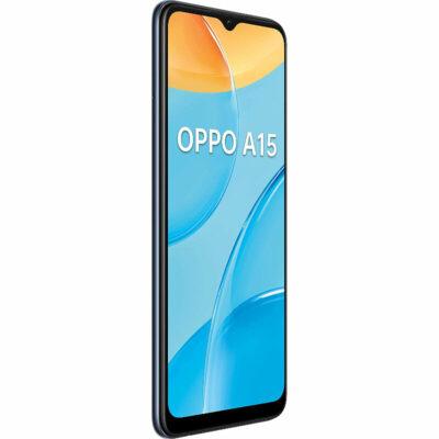 Téléphones neufs Oppo A15 Noir 3 en Martinique, en Guadeloupe, en Guyane et à la Réunion