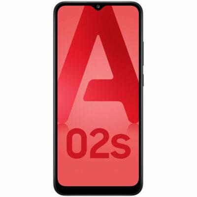 Téléphones neufs Samsung A02s Noir 1 en Martinique, en Guadeloupe, en Guyane et à la Réunion