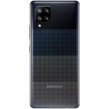 Téléphones neufs Samsung A42 5G Noir 2 en Martinique, en Guadeloupe, en Guyane et à la Réunion