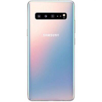 Téléphones neufs Samsung S10 5G Argent 2 en Martinique, en Guadeloupe, en Guyane et à la Réunion