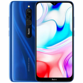 Téléphones neufs Xiaomi Redmi 8 Bleu 1 en Martinique, en Guadeloupe, en Guyane et à la Réunion