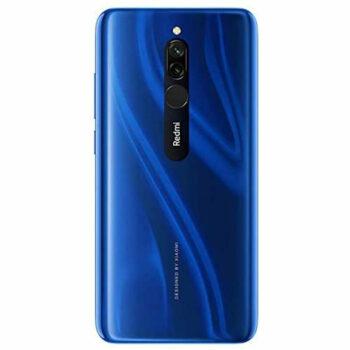 Téléphones neufs Xiaomi Redmi 8 Bleu 2 en Martinique, en Guadeloupe, en Guyane et à la Réunion