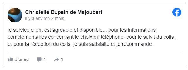 Téléphones neufs 26 en Martinique, en Guadeloupe, en Guyane et à la Réunion