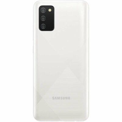Téléphones neufs Samsung A02s Blanc 2 en Martinique, en Guadeloupe, en Guyane et à la Réunion