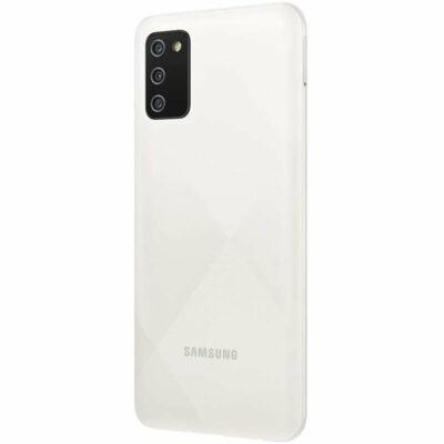 Téléphones neufs Samsung A02s Blanc 3 en Martinique, en Guadeloupe, en Guyane et à la Réunion