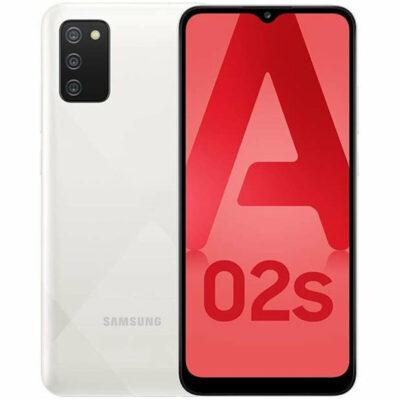 Téléphones neufs Samsung A02s Blanc 7 en Martinique, en Guadeloupe, en Guyane et à la Réunion