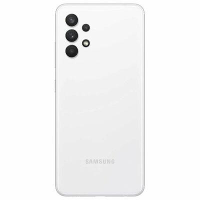 Téléphones neufs Samsung A32 5G Blanc 2 en Martinique, en Guadeloupe, en Guyane et à la Réunion