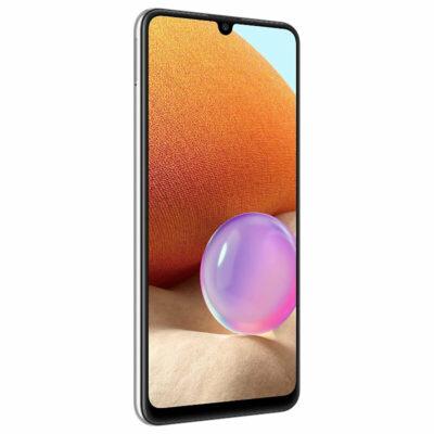 Téléphones neufs Samsung A32 5G Blanc 3 en Martinique, en Guadeloupe, en Guyane et à la Réunion