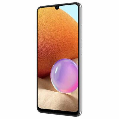 Téléphones neufs Samsung A32 5G Blanc 4 en Martinique, en Guadeloupe, en Guyane et à la Réunion