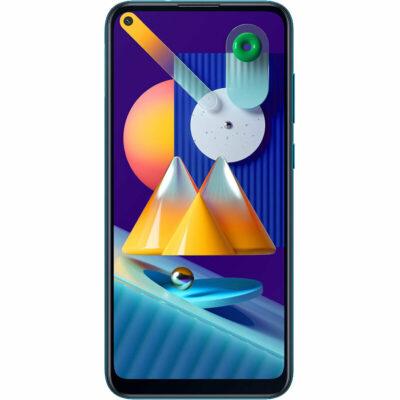 Téléphones neufs Samsung M11 Bleu 1 en Martinique, en Guadeloupe, en Guyane et à la Réunion