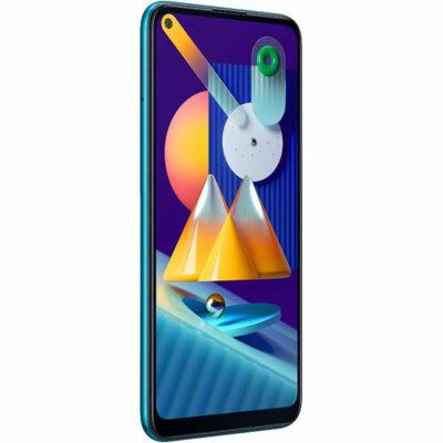 Téléphones neufs Samsung M11 Bleu 3 en Martinique, en Guadeloupe, en Guyane et à la Réunion
