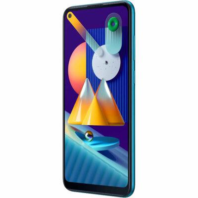 Téléphones neufs Samsung M11 Bleu 4 en Martinique, en Guadeloupe, en Guyane et à la Réunion