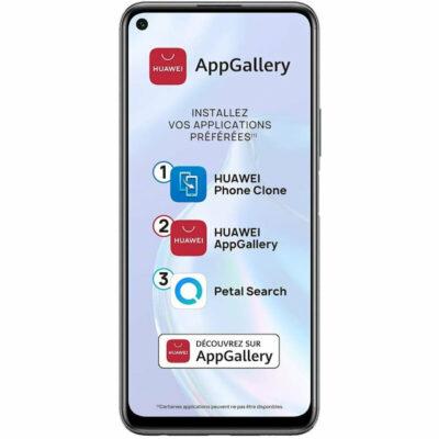 Téléphones neufs Huawei P40 Lite 5G Noir 1 en Martinique, en Guadeloupe, en Guyane et à la Réunion