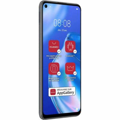 Téléphones neufs Huawei P40 Lite 5G Noir 3 en Martinique, en Guadeloupe, en Guyane et à la Réunion
