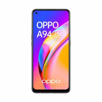 Téléphones neufs Oppo A94 5G Noir 1 en Martinique, en Guadeloupe, en Guyane et à la Réunion