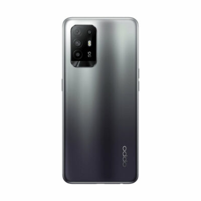 Téléphones neufs Oppo A94 5G Noir 2 en Martinique, en Guadeloupe, en Guyane et à la Réunion