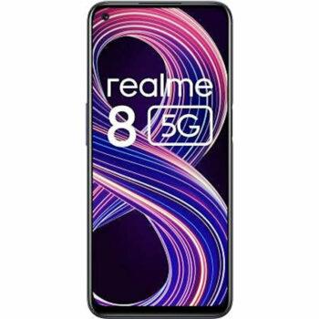 Téléphones neufs Realme 8 5G Noir 1 en Martinique, en Guadeloupe, en Guyane et à la Réunion