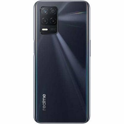 Téléphones neufs Realme 8 5G Noir 2 en Martinique, en Guadeloupe, en Guyane et à la Réunion