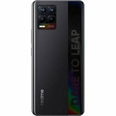 Téléphones neufs Realme 8 Noir 2 en Martinique, en Guadeloupe, en Guyane et à la Réunion