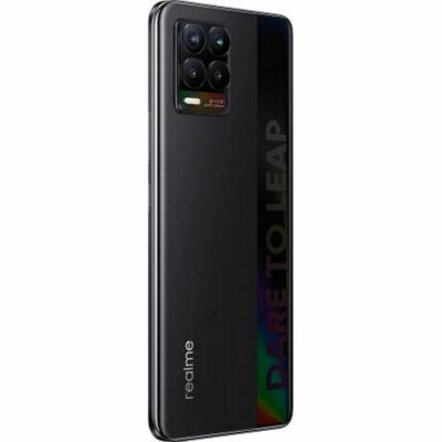Téléphones neufs Realme 8 Noir 5 en Martinique, en Guadeloupe, en Guyane et à la Réunion