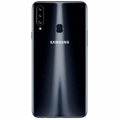 Téléphones neufs Samsung A20s Noir 2 en Martinique, en Guadeloupe, en Guyane et à la Réunion
