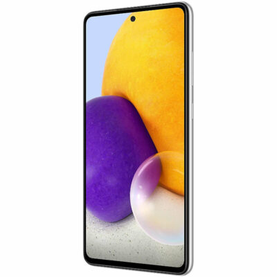 Téléphones neufs Samsung A72 Blanc 4 en Martinique, en Guadeloupe, en Guyane et à la Réunion