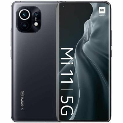 Téléphones neufs Xiaomi Mi 11 5G Gris 1 en Martinique, en Guadeloupe, en Guyane et à la Réunion
