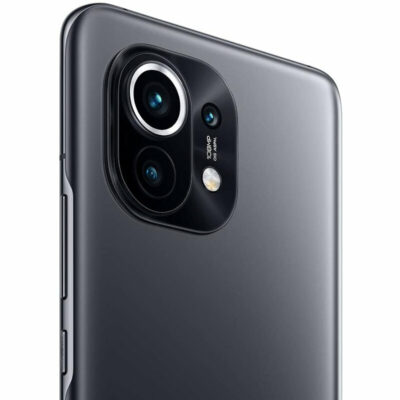 Téléphones neufs Xiaomi Mi 11 5G Gris 2 en Martinique, en Guadeloupe, en Guyane et à la Réunion