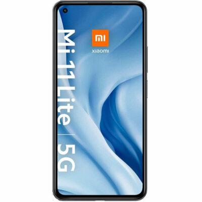 Téléphones neufs Xiaomi Mi 11 Lite 5G Noir 1 en Martinique, en Guadeloupe, en Guyane et à la Réunion