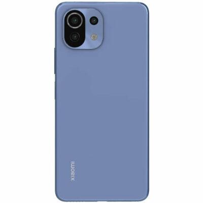 Téléphones neufs Xiaomi Mi 11 Lite Bleu 2 en Martinique, en Guadeloupe, en Guyane et à la Réunion